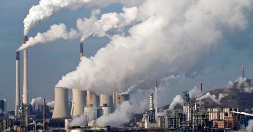 Ô nhiễm không khí khiến Trái Đất nóng lên