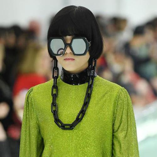 Mắt kính Gucci ấn tượng