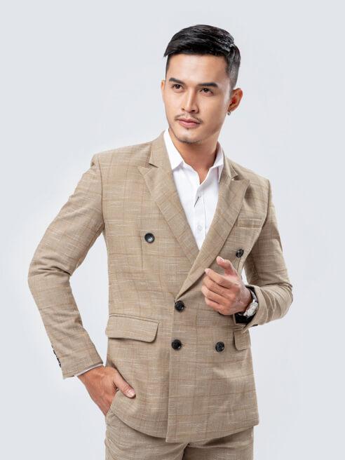Suit của thương hiệu 4men cho các chàng trang tự tin dự tiệc