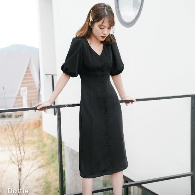 Áo đầm Dottie có tính ứng dụng cao