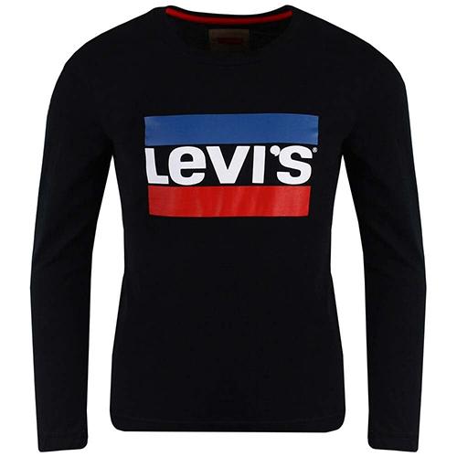 Levis là thiết kế in tên thương hiệu đặc trưng