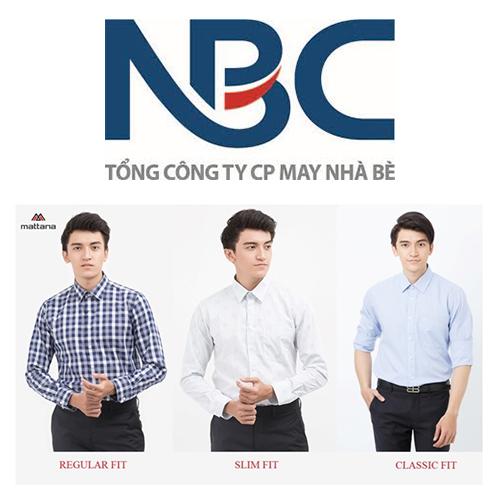 NBC luôn luôn cập nhật đa dạng mẫu mã áo sơ mi