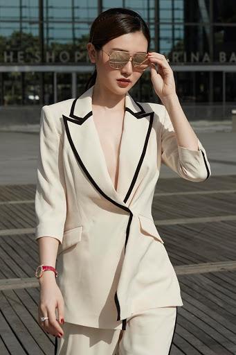 Vest nữ cách điệu cá tính